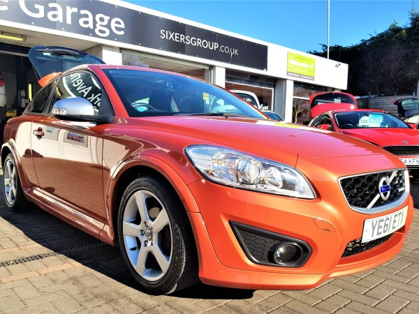 Image of Volvo C30 Used Car For Sale on the Isle of Wight for Vehicle 3822