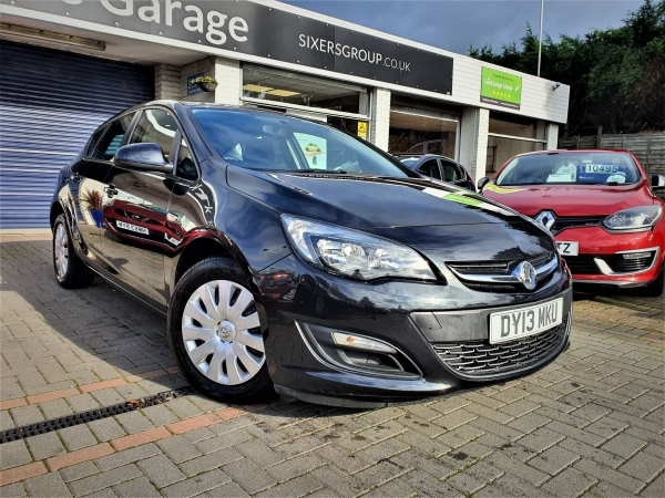 Image of Vauxhall Astra Used Car For Sale on the Isle of Wight for Vehicle 4745