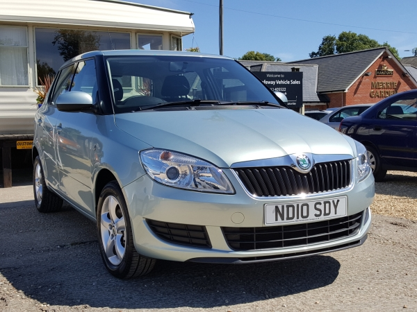 Image of Skoda Fabia Used Car For Sale on the Isle of Wight for Vehicle 4864
