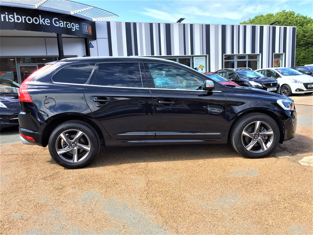 Car For Sale Volvo XC60 Diesel - KR64NKW Sixers Group Image #1