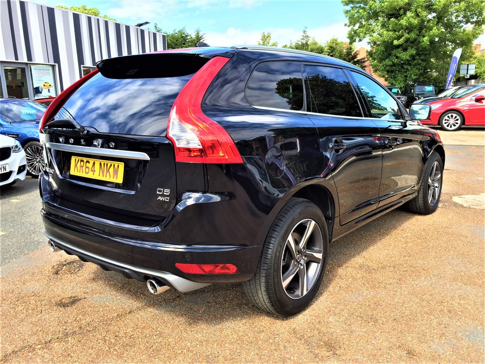 Car For Sale Volvo XC60 Diesel - KR64NKW Sixers Group Image #2