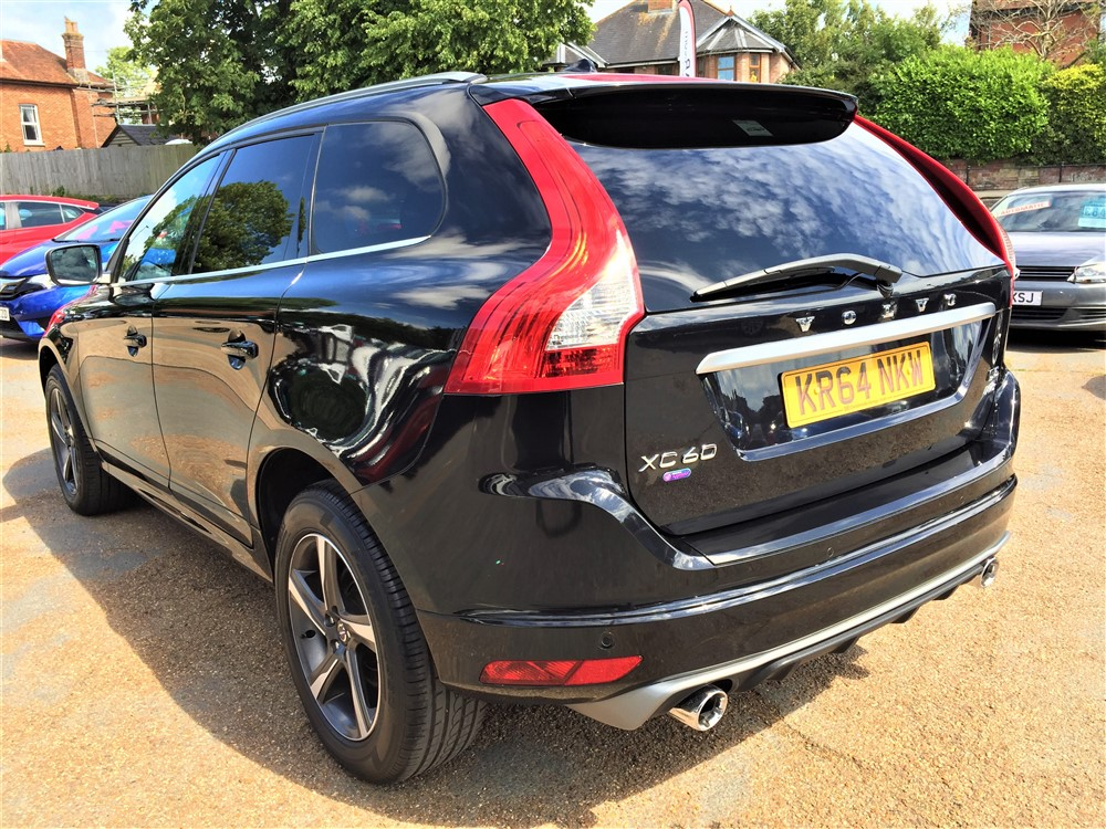 Image of Volvo XC60 Diesel Used Car For Sale on the Isle of Wight for Vehicle 4916