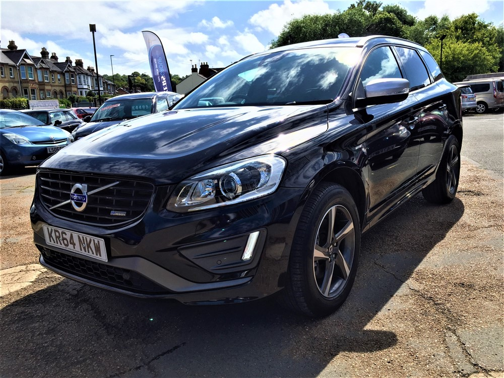 Car For Sale Volvo XC60 Diesel - KR64NKW Sixers Group Image #6