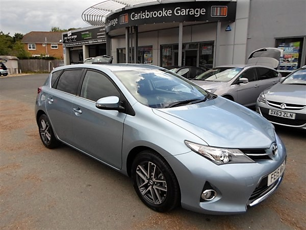 Image of Toyota Auris Used Car For Sale on the Isle of Wight for Vehicle 4964