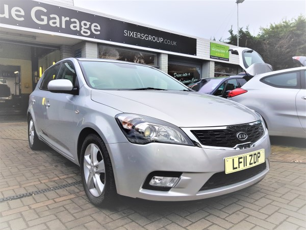 Image of Kia Ceed Used Car For Sale on the Isle of Wight for Vehicle 5073