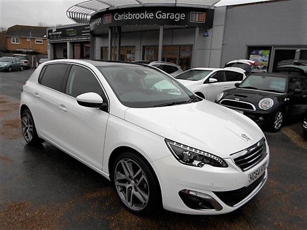 Image of Peugeot 308 Used Car For Sale on the Isle of Wight for Vehicle 5076