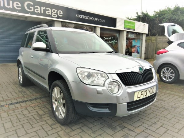 Image of Skoda Yeti Used Car For Sale on the Isle of Wight for Vehicle 5184