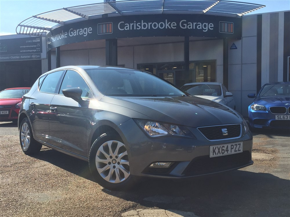 Image of Seat Leon Used Car For Sale on the Isle of Wight for Vehicle 5186