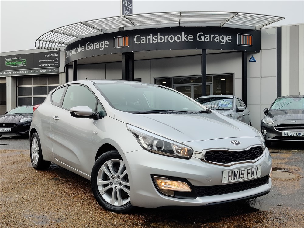 Image of Kia Pro Ceed Used Car For Sale on the Isle of Wight for Vehicle 5216