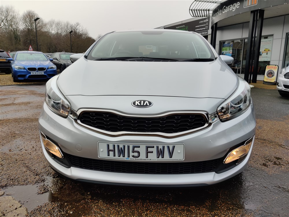 Car For Sale Kia Pro Ceed - HW15FWV Sixers Group Image #7