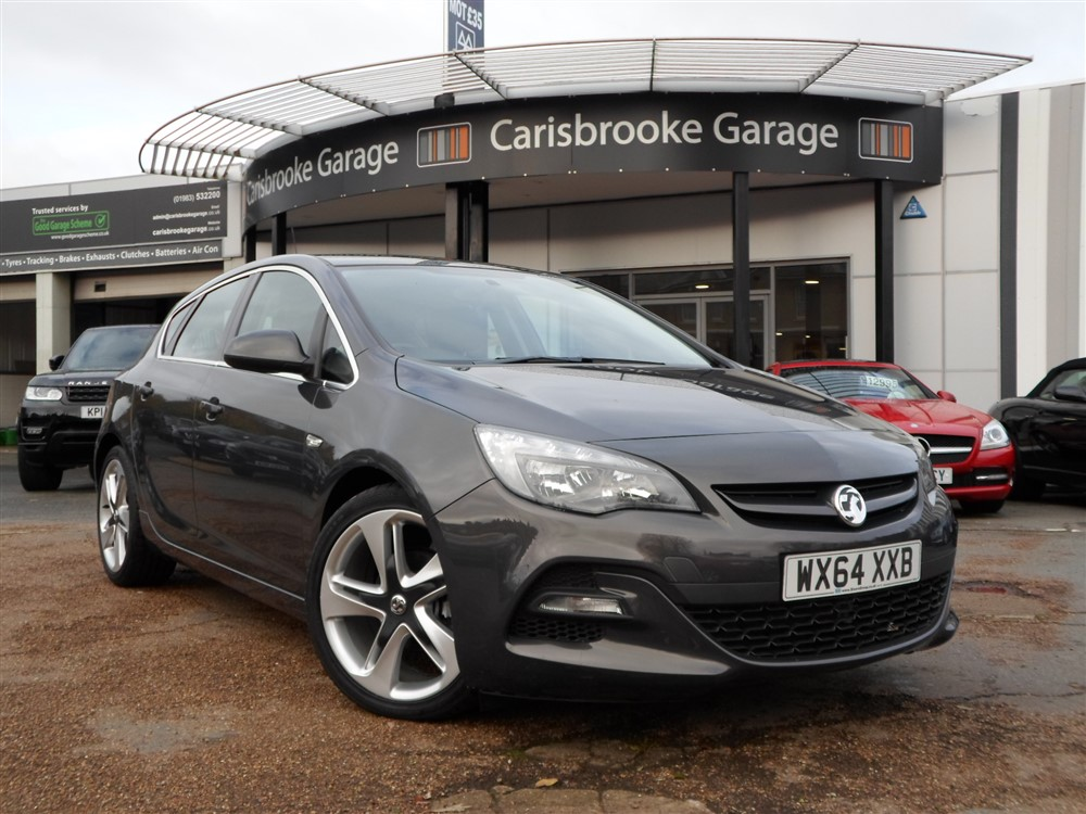 Image of Vauxhall Astra Used Car For Sale on the Isle of Wight for Vehicle 5251