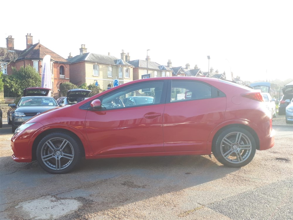 Image of Honda Civic Used Car For Sale on the Isle of Wight for Vehicle 5260