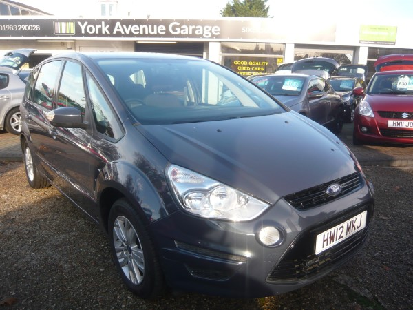 Image of Ford S-Max Used Car For Sale on the Isle of Wight for Vehicle 5321
