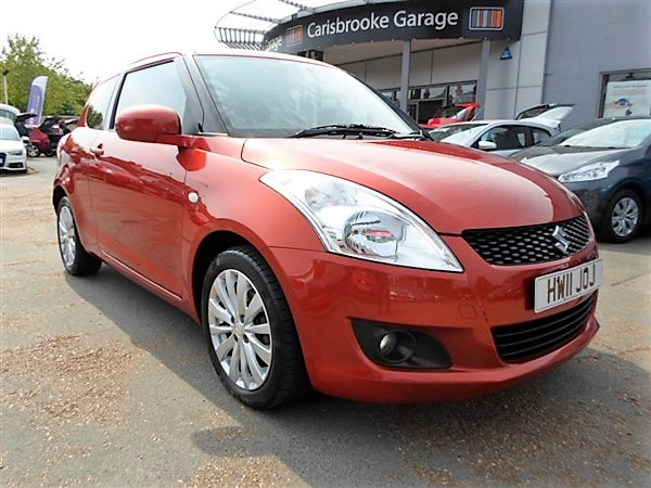 Image of Suzuki Swift Used Car For Sale on the Isle of Wight for Vehicle 5340