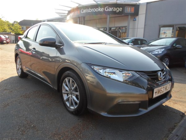 Image of Honda Civic Used Car For Sale on the Isle of Wight for Vehicle 5345