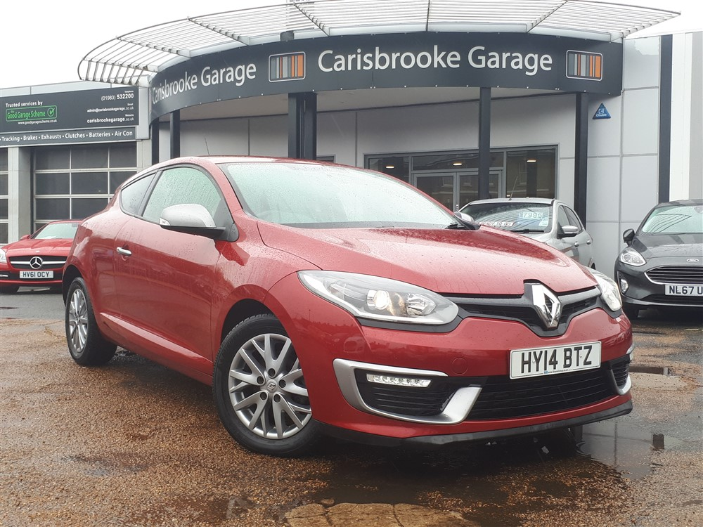Image of Renault Megane Used Car For Sale on the Isle of Wight for Vehicle 5354