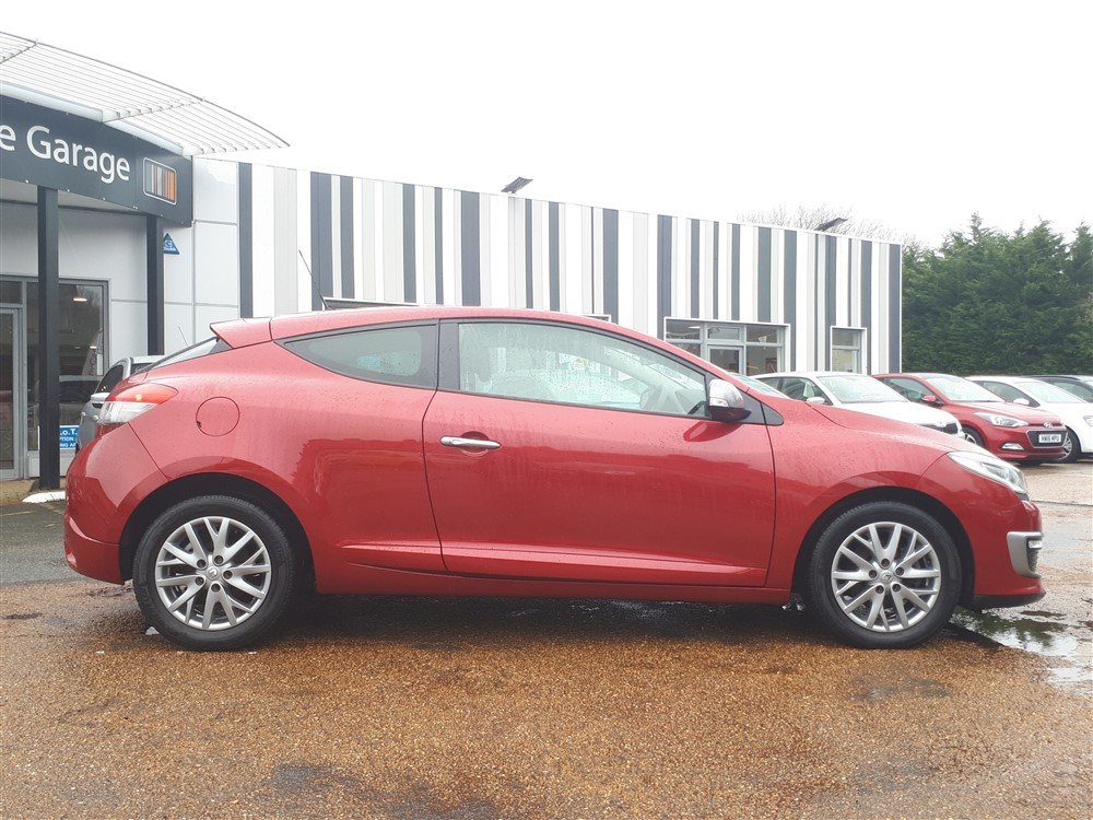 Car For Sale Renault Megane - HY14BTZ Sixers Group Image #1