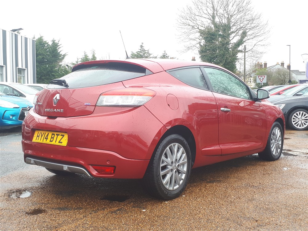 Car For Sale Renault Megane - HY14BTZ Sixers Group Image #2