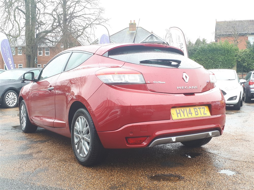 Car For Sale Renault Megane - HY14BTZ Sixers Group Image #4