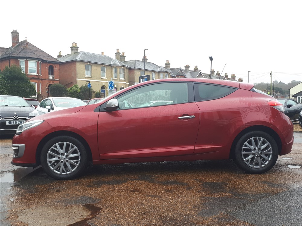 Car For Sale Renault Megane - HY14BTZ Sixers Group Image #5