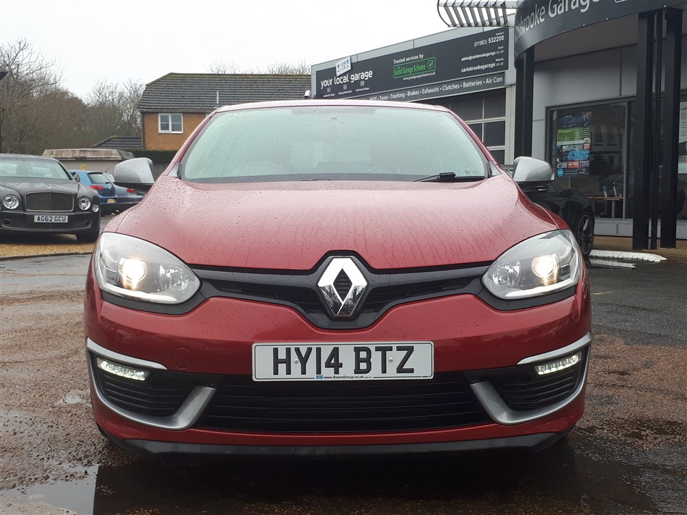 Car For Sale Renault Megane - HY14BTZ Sixers Group Image #7
