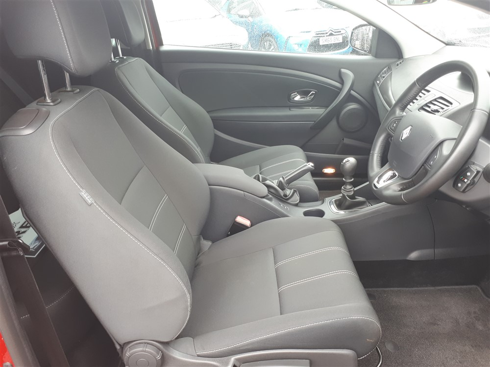 Car For Sale Renault Megane - HY14BTZ Sixers Group Image #9