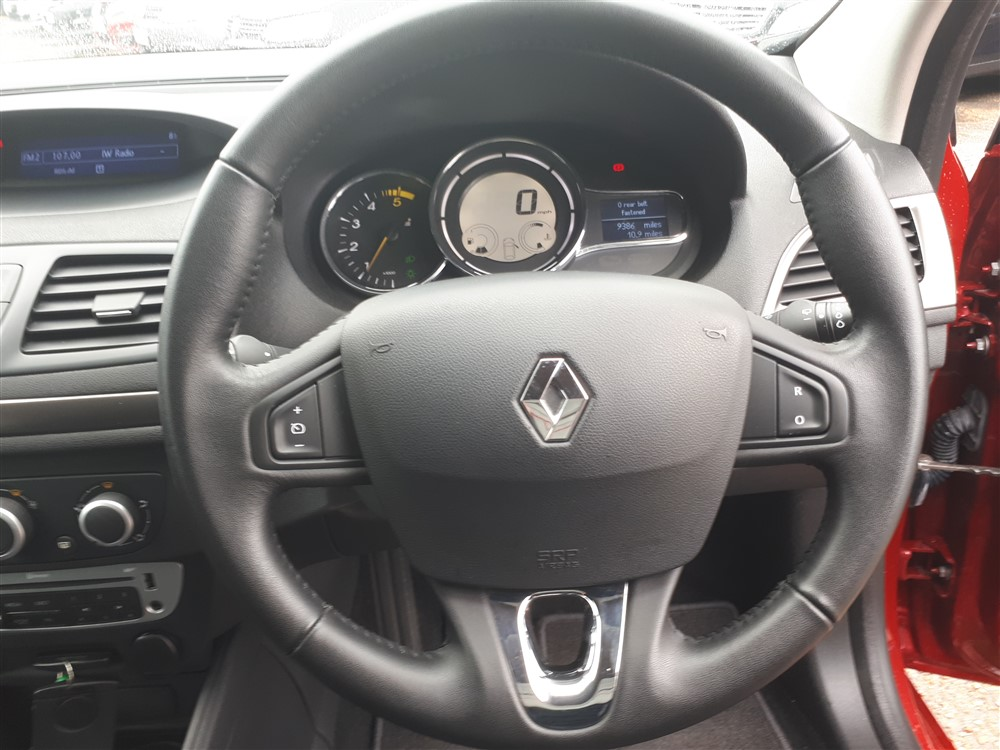 Car For Sale Renault Megane - HY14BTZ Sixers Group Image #15