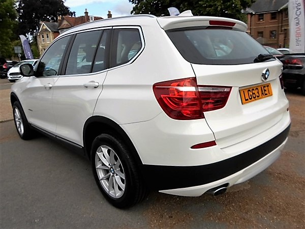 Image of BMW X3 Used Car For Sale on the Isle of Wight for Vehicle 5382