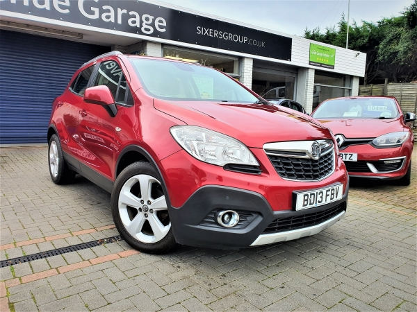 Image of Vauxhall Mokka Used Car For Sale on the Isle of Wight for Vehicle 5391