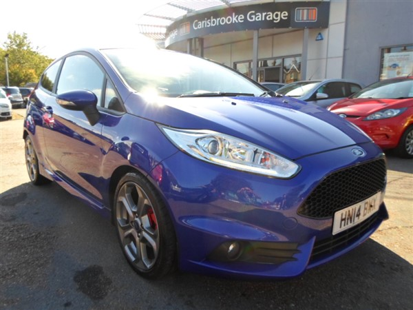 Image of Ford Fiesta Used Car For Sale on the Isle of Wight for Vehicle 5398