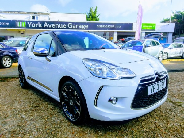 Image of Citroen DS3 Used Car For Sale on the Isle of Wight for Vehicle 5413