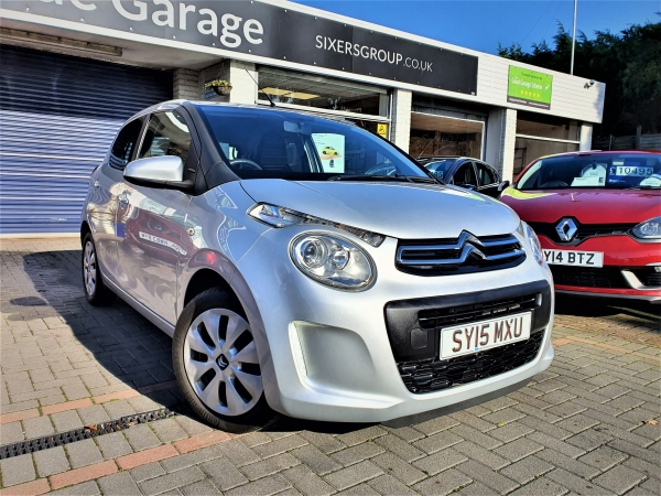 Image of Citroen C1 Used Car For Sale on the Isle of Wight for Vehicle 5415