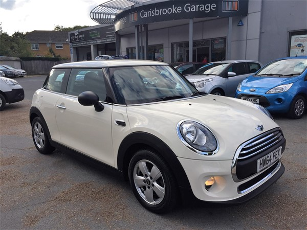 Image of Mini One Used Car For Sale on the Isle of Wight for Vehicle 5467