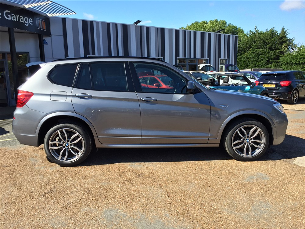 Car For Sale BMW X3 - PK15MYY Sixers Group Image #1