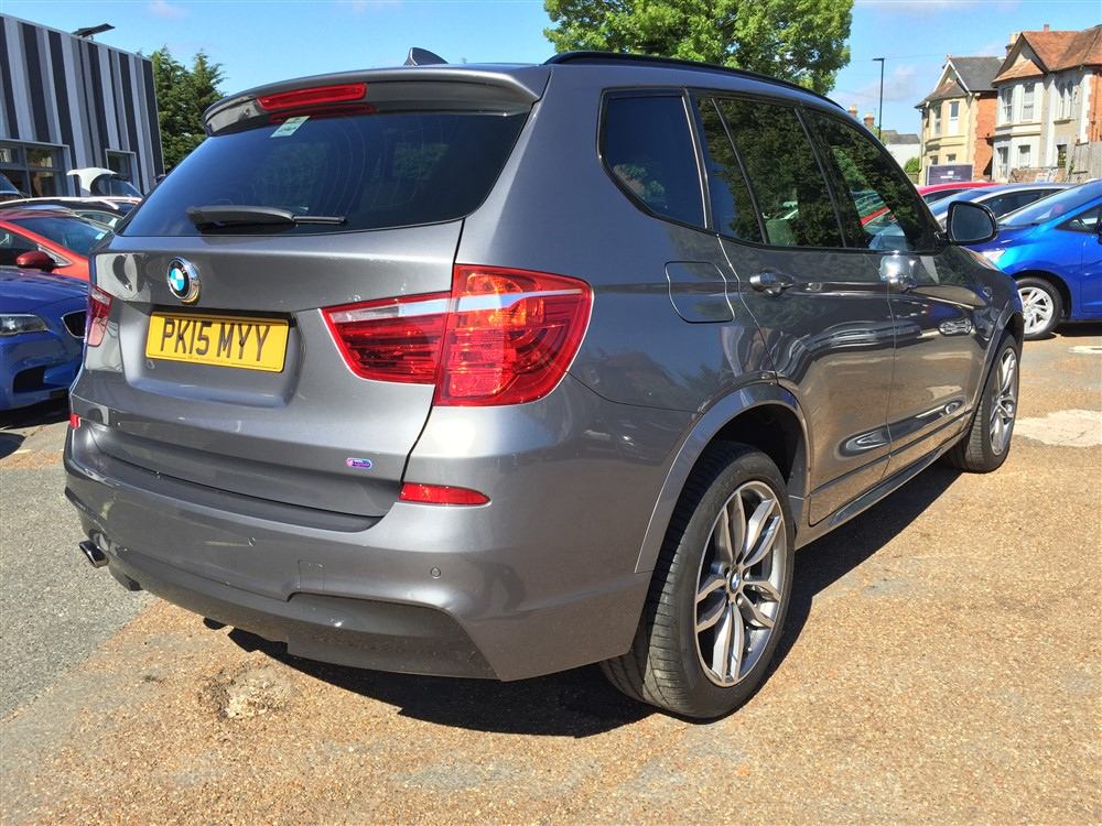 Car For Sale BMW X3 - PK15MYY Sixers Group Image #2