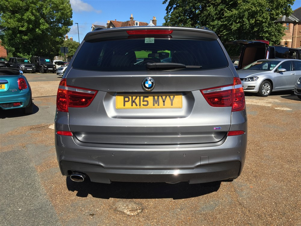 Car For Sale BMW X3 - PK15MYY Sixers Group Image #3