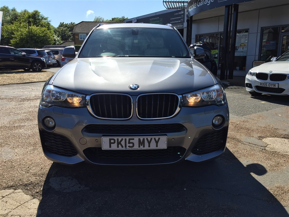 Car For Sale BMW X3 - PK15MYY Sixers Group Image #7