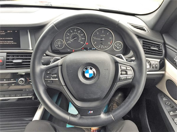Car For Sale BMW X3 - PK15MYY Sixers Group Image #14