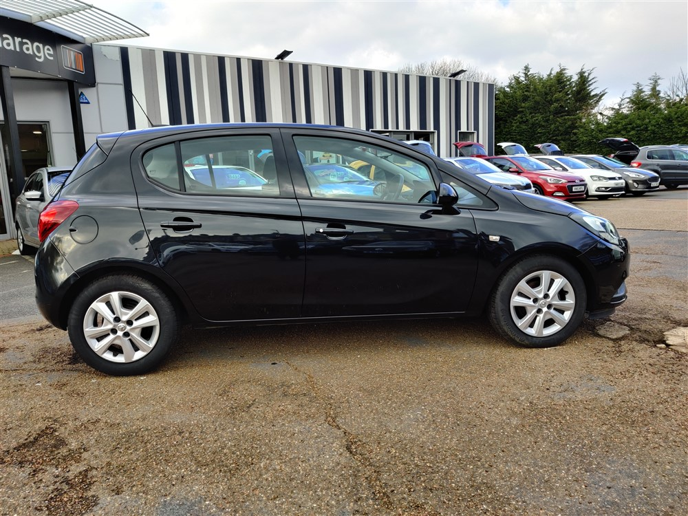 Car For Sale Vauxhall Corsa - DN65EJL Sixers Group Image #1