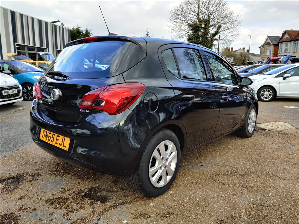 Car For Sale Vauxhall Corsa - DN65EJL Sixers Group Image #2