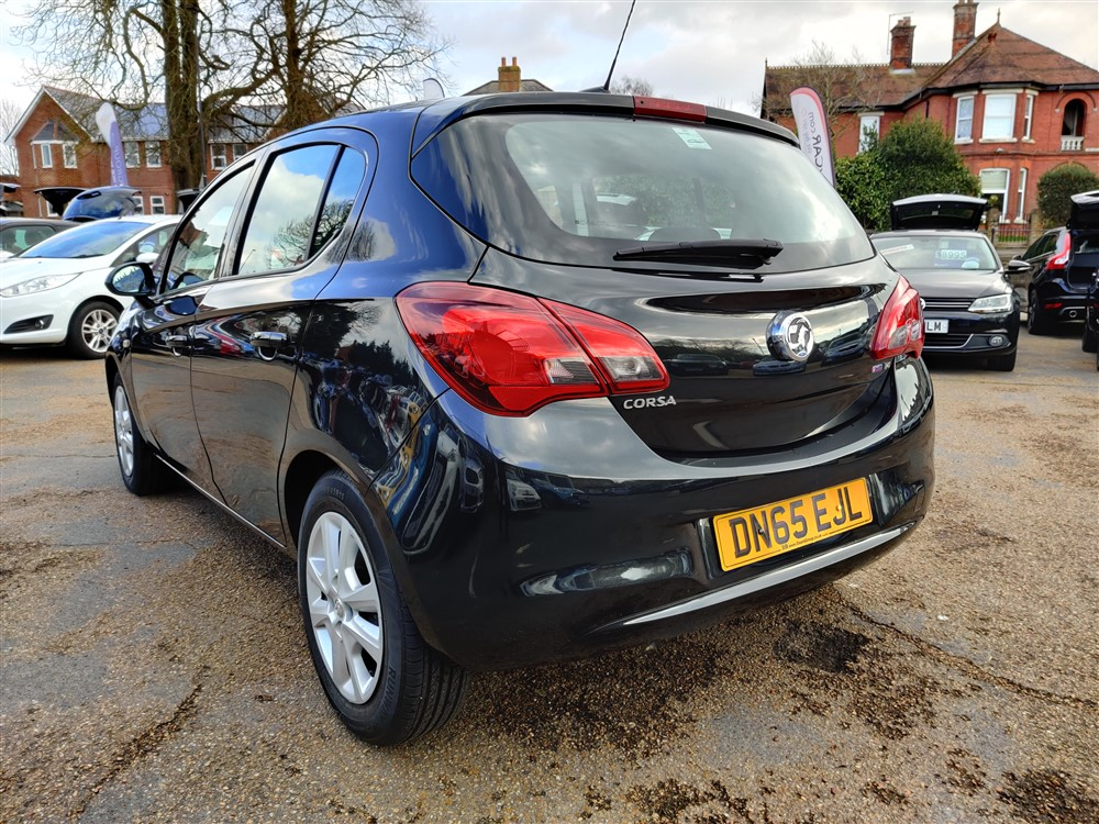 Car For Sale Vauxhall Corsa - DN65EJL Sixers Group Image #4