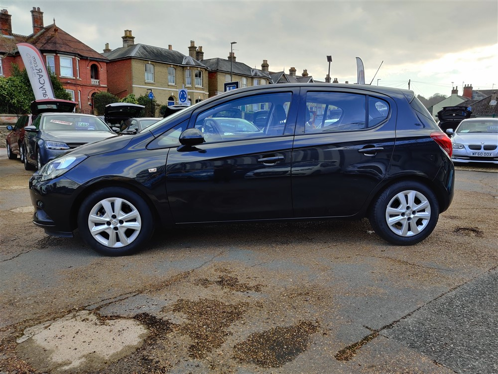 Car For Sale Vauxhall Corsa - DN65EJL Sixers Group Image #5