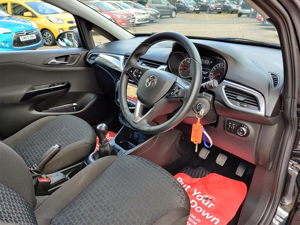 Car For Sale Vauxhall Corsa - DN65EJL Sixers Group Image #8