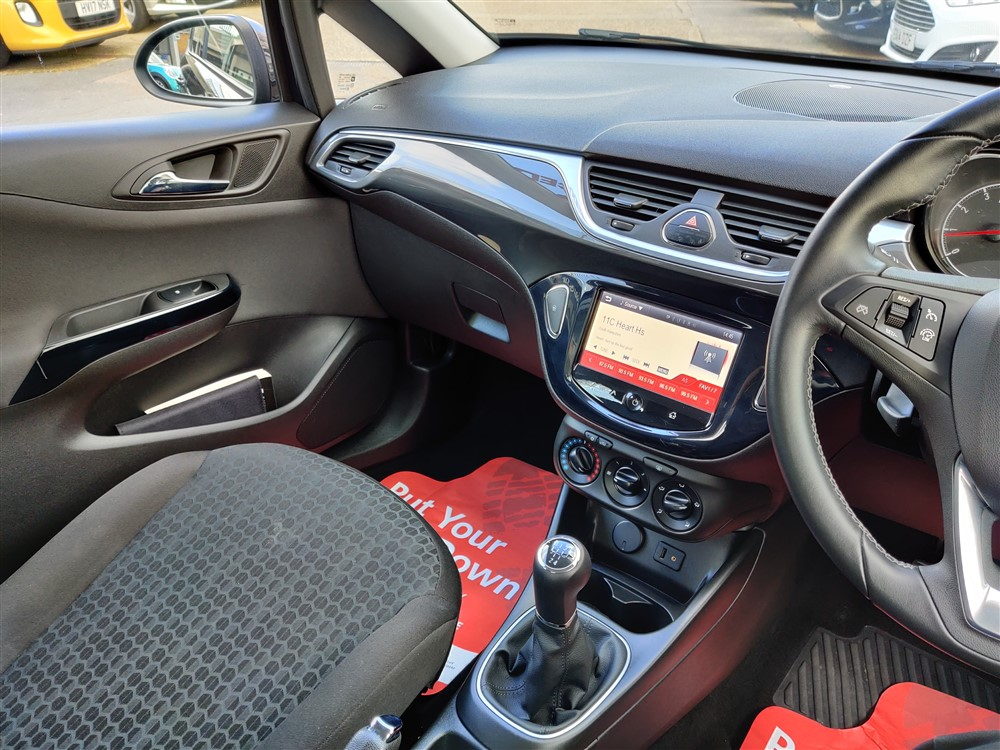Car For Sale Vauxhall Corsa - DN65EJL Sixers Group Image #13