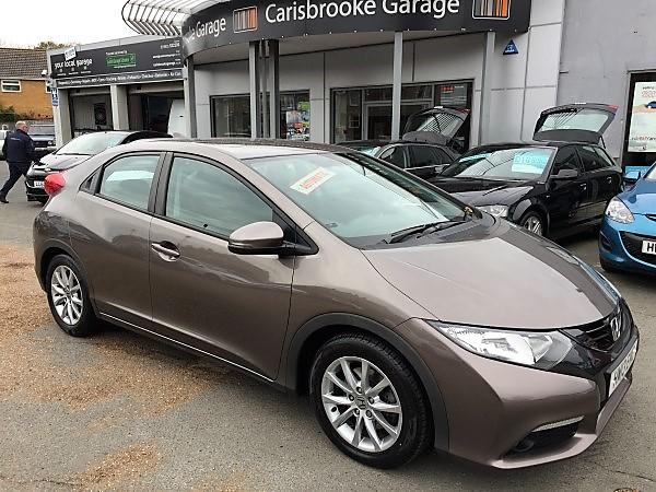 Image of Honda Civic Used Car For Sale on the Isle of Wight for Vehicle 5507