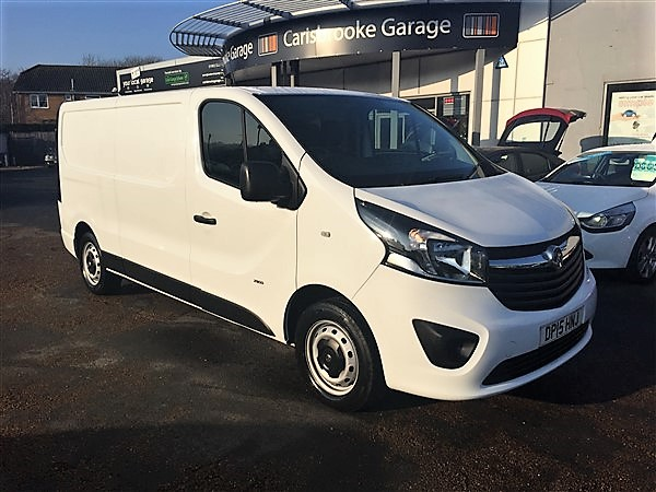 Image of Vauxhall Vivaro Used Car For Sale on the Isle of Wight for Vehicle 5568