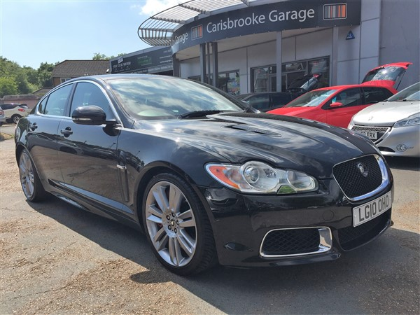 Image of Jaguar XF R Used Car For Sale on the Isle of Wight for Vehicle 5577