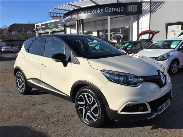 Image of Renault Captur Used Car For Sale on the Isle of Wight for Vehicle 5605