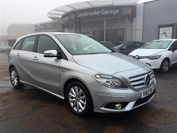 Image of Mercedes Benz B180 Used Car For Sale on the Isle of Wight for Vehicle 5612