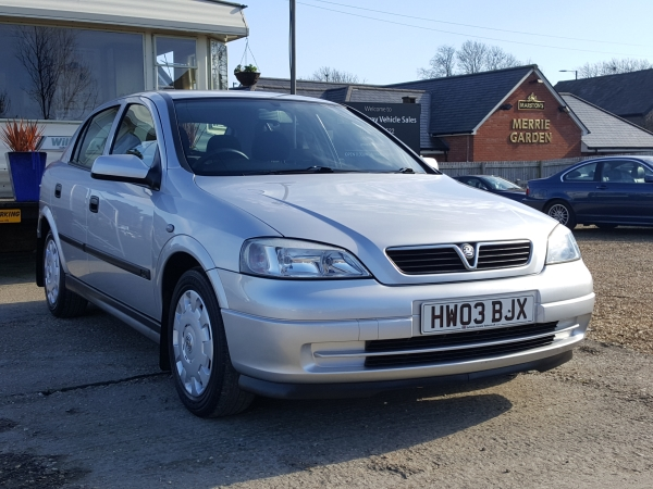 Image of Vauxhall Astra Used Car For Sale on the Isle of Wight for Vehicle 5616